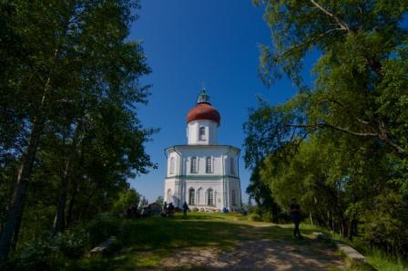 Solovki cerkve
