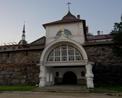 Solovki, vienuolynas