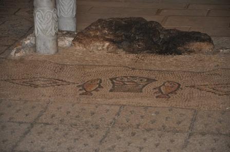Tabgha - Duonos padauginimo bazn