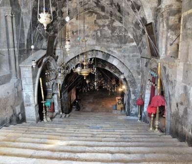 Jeruzale- marijos kapas