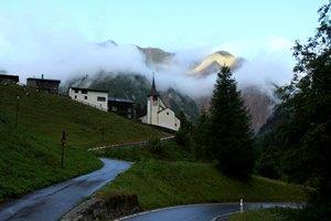 Sveicarijos Alpes, Binn